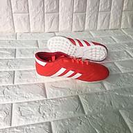 Giày đá bóng đá banh 3 sọc - 75445 màu đỏ thumbnail
