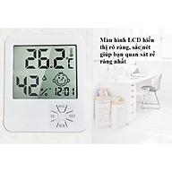 Nhiệt kế đo nhiệt độ, độ ẩm LX8111 thumbnail