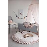 Đệm vải mềm cho trẻ em Decoview, hình tròn, đường kính 100cm thumbnail