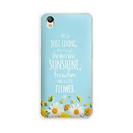 Ốp lưng điện thoại Oppo Neo 9 (A37) - 01099 7811 Cúc Họa Mi 03 - Silicone dẻo - Hàng Chính Hãng thumbnail