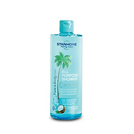 Sữa tắm, rửa mặt không xà phòng hương dừa cho da thường, da hỗn hợp, da dầu mụn, da nhạy cảm Stanhome All Purpose Shower Coco 400ml thumbnail