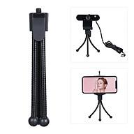 Mini Desktop Tripod Stand with 1 4 Inch Screw Hole Portable Folding Desktop Stand Mobile Tabletop Video Webcam Web thumbnail