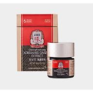 [COMBO] 2 Hộp 30g Tinh chất hồng sâm cô đặc KGC Global -Phục hồi năng lượng, cải thiện trí nhớ, chống lão hoá, tăng đề kháng (Tỉ lệ hồng sâm 100%) thumbnail