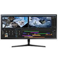 Màn Hình Samsung 34 LS34J550WQEXXV LED - Hàng Chính Hãng thumbnail