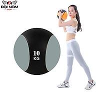 Bóng Tạ Tập Thể Hình,Tập Gym,Tập Yoga 10kg Chất Liệu Cao Su Đặc Hàng Nhập Khẩu Đại Nam Sport thumbnail