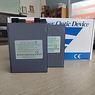Converter quang 1 sợi 1000mb (1 Sợi quang) Netlink HTB-GS-03 AB (2 thiết bị) - Hàng Chính Hãng thumbnail