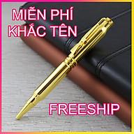 Bút ký cao cấp , thiết kế dành cho doanh nhân, ngòi 0.5 mm, mực bi mịn đều ở mọi góc nghiêng cầm bút thumbnail