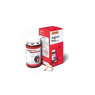 Thực phẩm chức năng gan hỗ trợ tăng cường chức năng gan, giải độc gan, bảo vệ gan, hỗ trợ hạ men gan, gan nhiễm mỡ - Arginin Plus Kapseln thương hiệu Sanct Bernhard (Hộp 90 viên) thumbnail