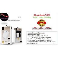 Bộ Sạc Nhanh Siêu Phẩm Winlink_28WL05 ( hàng chính hãng) thumbnail
