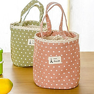 Túi giữ nhiệt đựng hộp cơm cho dân văn phòng Hàn Quốc- Giữ nhiệt tốt cho thức ăn thumbnail