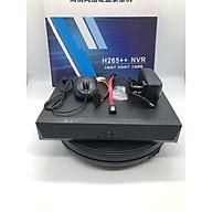 Đầu ghi hình camera 10 kênh NVR500 H265+ AI-chính hãng DSS Việt Nam thumbnail