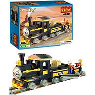 Mô hình Cogo Xe lửa 4100 thumbnail