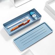 Hộp lưu trữ văn phòng phẩm Xiaomi Nusign Học sinh Hộp đựng bút chì dung lượng lớn Đồ dùng học tập thumbnail