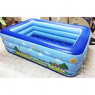 Bể bơi 3 tầng 1m6 thumbnail