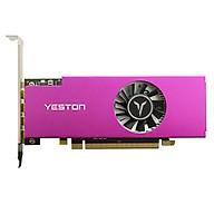 Yeston R7 350 4G D5 4MINIDP 4-screen Graphics Card Support Split Screen 4G 128bit GDDR5 700 4500MHz with 4 MiniDP Ports thumbnail