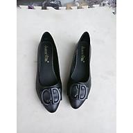 giày búp bê nữ cao 2 phân mũi nhọn thumbnail