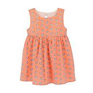 Váy Thô Bé Gái Khoét Lưng Ardilla 12GS18 - Cam thumbnail