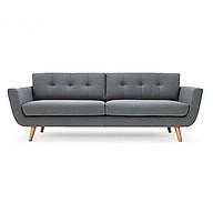Sofa Băng Bed Juno Sofa EUROPEAN 2 - Xám Đậm (190 x 80 cm) thumbnail