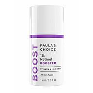 Tinh Chất Làm Giảm, Ngăn Ngừa Nám Và Lão Hóa 1% Retinol Paula s Choice Resist 1% Retinol Booster (15ml) thumbnail