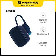 Tai nghe Bluetooth Mozard Q6C Xanh Navy - Hàng Chính Hãng thumbnail