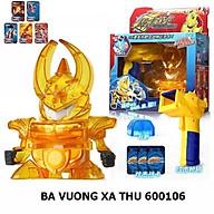 Đồ Chơi CARD SHOOTERS Kim Đao Thiên Vương Siêu Cấp E600206 thumbnail