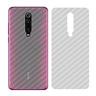 Miếng Dán Mặt Lưng Cacbon Dành Cho Xiaomi Redmi K20 K20 PRO - Hàng Chính Hãng thumbnail