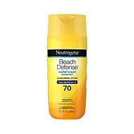 Kem chống nắng đi biển Neutrogena Beach Defense SPF70 198ml thumbnail
