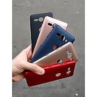 Ốp lưng nhựa phủ nhung dành cho điện thoại Sony XZ2 compact thumbnail