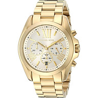 Michael Kors Women s Bradshaw Gold-Tone Watch MK6266 thumbnail