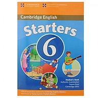 Cambridge Young Learner English Test Starters 6 Student Book thumbnail