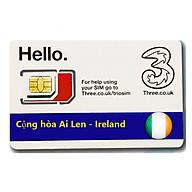 Sim Du lịch Cộng hòa Ai Len - Ireland 4g tốc đọ cao thumbnail