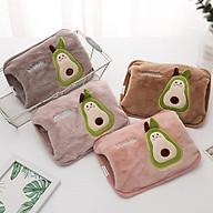 Túi sưởi cắm điện giữ ấm cơ thể dễ thương, túi sưởi chườm bụng đút tay ấm áp giảm tê buốt (Giao mẫu ngâu nhiên) thumbnail