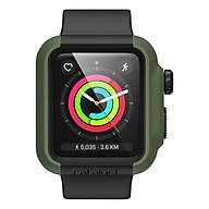 Ốp Chống Sốc Dành Cho Apple Watch 42mm Series 2 - 3 Catalyst Impact (Cat42Drop3Grn - Army Green) - Hàng chính hãng thumbnail