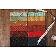 Set 12 hoặc 16 tấm vải mềm Cotton 100% cao cấp ( ) ( 45 x 25 cm) thumbnail