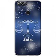 Ốp lưng dành cho Honor 7X mẫu Cung hoàng đạo Libra (xanh) thumbnail