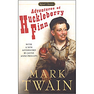 Signet Classics Adventures of Huckleberry Finn (With A New Afterword by Jayne Anne Phillips) thumbnail