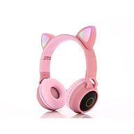 Tai nghe headphone không dây bluetooth T.028 (màu ngẫu nhiên) thumbnail