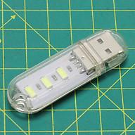 Led Sử Dụng Nguồn Bằng Cổng USB Mini V1 thumbnail