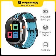 Đồng hồ định vị trẻ em 4G Kidcare S8 Đen - Hàng chính hãng thumbnail