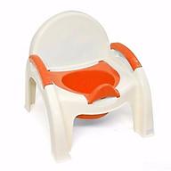 Ghế bô cho bé đi vệ sinh ( Tặng 01 mũ tắm cho bé ) thumbnail