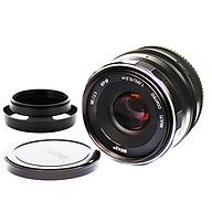 Ống kính Meike 35mm F1.7 cho Sony E mount- manual focus- Hàng nhập khẩu thumbnail