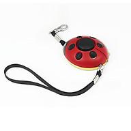 Móc khóa báo động chống trộm khẩn cấp có đèn Led (Tặng kèm miếng thép 11in1) thumbnail