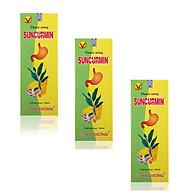 3 HỘP Thực phẩm bảo vệ sức khỏe SUNCURMIN chứa tinh chất nghệ giảm đau dạ dày thumbnail