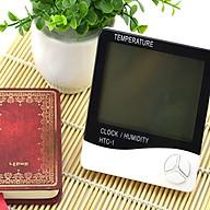 Máy đo nhiệt độ, độ ẩm trong phòng HTC - 1 ( kèm pin ) thumbnail