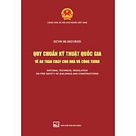 QCVN 06 2021 BXD Quy Chuẩn Kỹ Thuật Quốc Gia Về An Toàn Cháy Cho Nhà Và Công Trình thumbnail