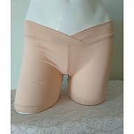 Quần mặc trong váy bầu cạp chéo vải cotton thumbnail