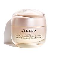 Kem dưỡng da chống lão hóa giàu ẩm Shiseido Benefiance Wrinkle Smoothing Cream Enriched 50ml thumbnail
