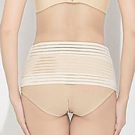 Postpartum pelvic girdle for pregnant women, breathable elastic postpartum abdomen belt, crotch and buttocks correction for pelvic bone thumbnail