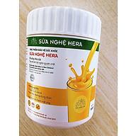 Sữa Nghệ Hera 100gr [CHÍNH HÃNG]- KHỎE DẠ DÀY, LỢI SỮA cho con bú thumbnail