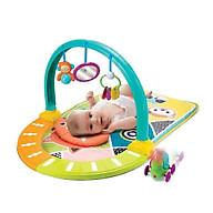 Thảm nằm chơi có nhạc cho bé giúp bé với tay - quan sát - tập thể dục từ sơ sinh - tậ lẫy, bò Infantino - B-KIDS 4897 thumbnail
